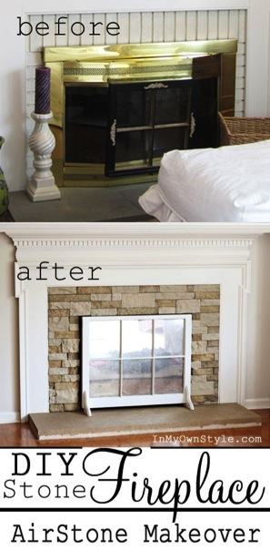 1- fireplace