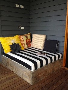diy Outdoor Day Bed lounge