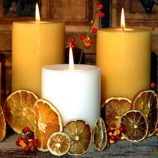 How To Decorate Candles