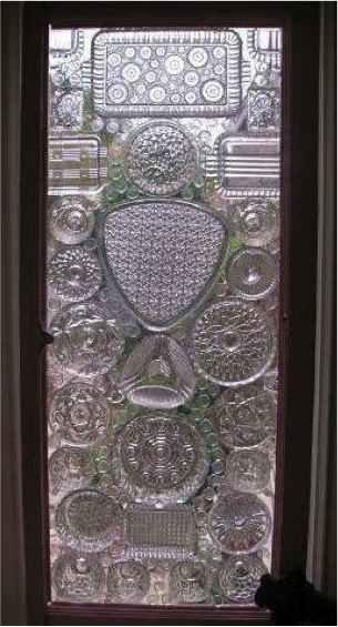 easy diy art glass crystalline garden window