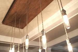 DIYEdison style industrial chandelier