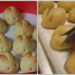 easter-bunny-shaped rolls-recipe