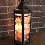 decorative photo lantern