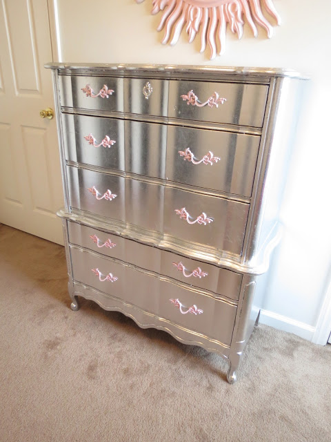 How To Silver Leaf Furniture Do It Yourself Fun Ideas