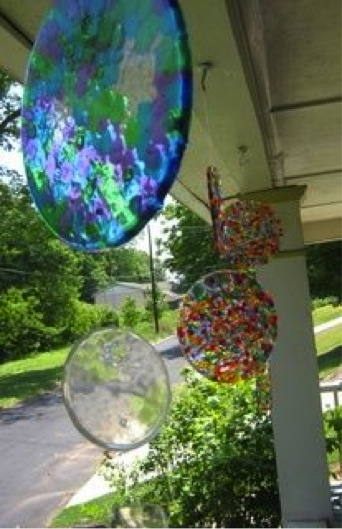 how to make diy pony bead sun catcher