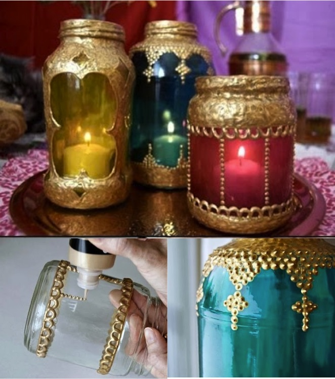 Diy beautiful moroccan candle lanterns do it yourself fun ideas source solutioingenieria Choice Image