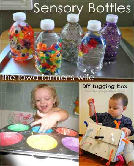 56 sensory activities for kids