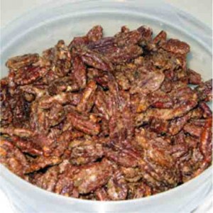 Cinnamon pecan recipe