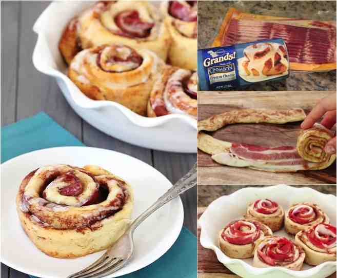 Diy Bacon Cinnamon Rolls Recipe Do It Yourself Fun Ideas