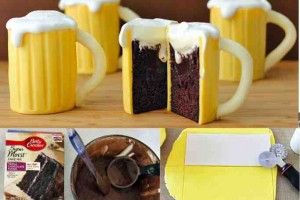beer mug cupcakes 2