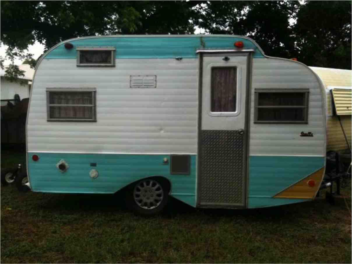 Beautiful Camper Trailer Storage
