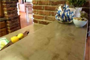 diy concrete counters 2