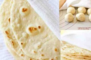 diy homemade tortillas recipe