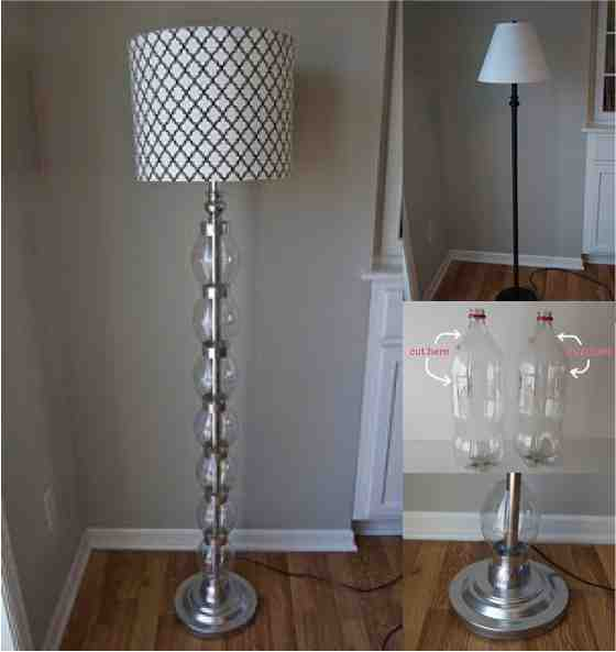 diy lamp refurb