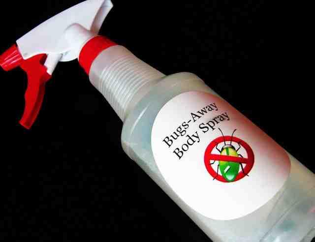 diy natural chemical free mosquito repellant