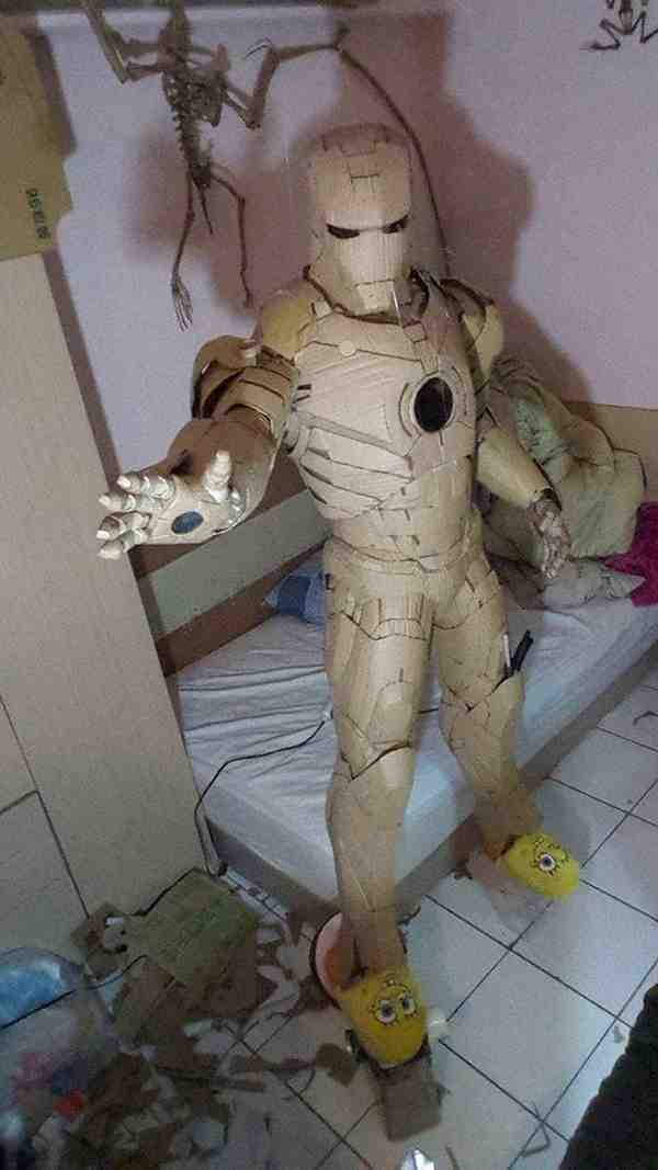 ironman suit 14