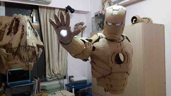 ironman suit 7