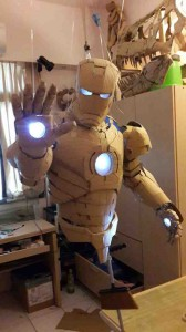 diy ironman suit