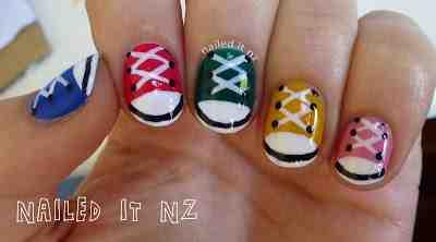 cool nail art for short nails  tons of tutorials  doit