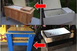 diy refrigerator cooler