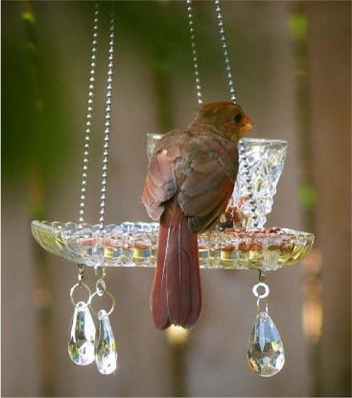 12 hermosos DIY alimentadores de aves ... Estilo de vida