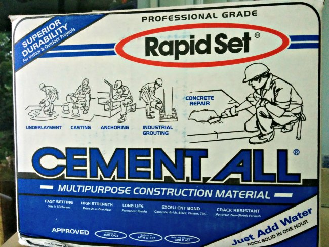 Rapid Set Cement All