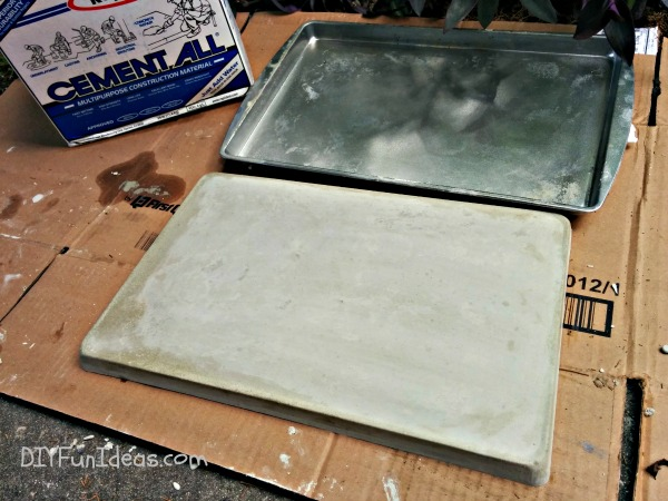 DIY CONCRETE PVC BAR STOOL