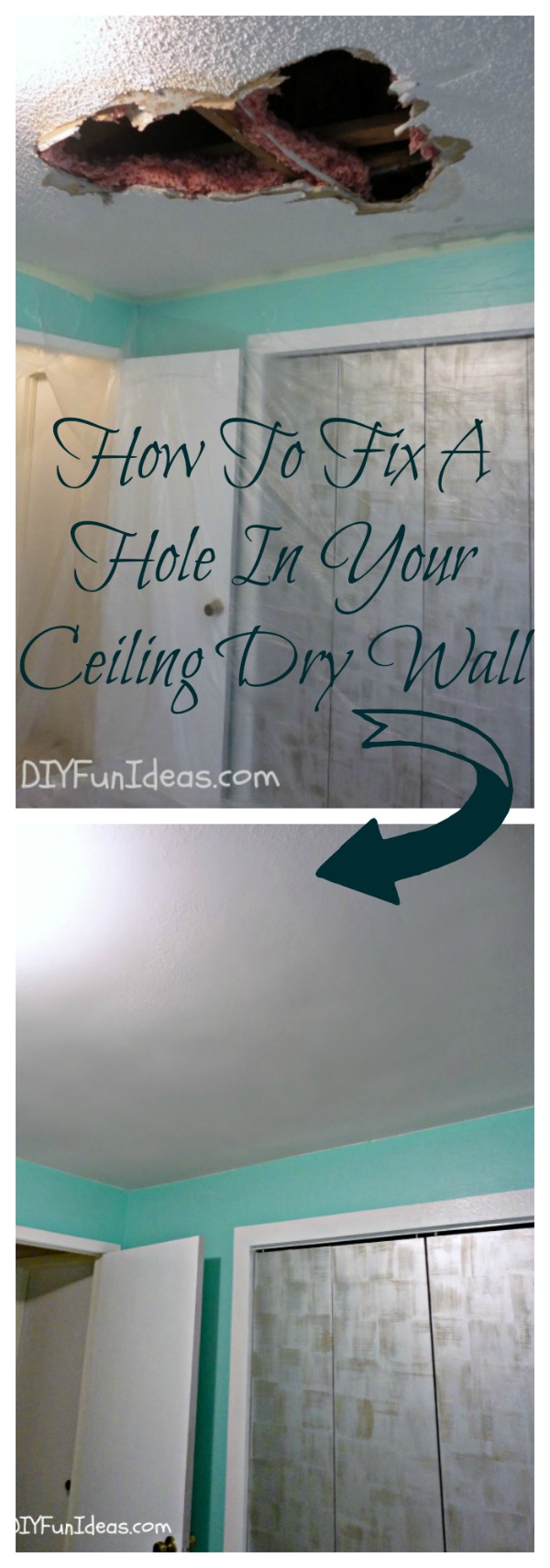 How-To-Fix-A-Hole-In-Your-Ceiling-Dry-Wall Paint Mobile Home Ceilings on mobile home chandelier, mobile home tn, mobile home in nc, mobile home stone, mobile home garden, mobile home room, mobile home panel, mobile home update ideas, mobile home floor, mobile home log, mobile home drywall, mobile home lot, mobile home remodeling ideas, mobile home insulation, mobile home basement, mobile home wiring, mobile home paneling, mobile home office, mobile home hvac, mobile home walls,