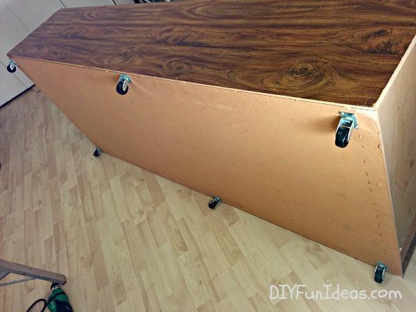 DIY Under The Bed Storage & GENIUS DIY UNDER THE BED STORAGE