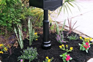 HOW TO INSTALL A MAILBOX POST