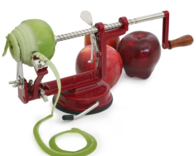 Johnny Apple Peeler