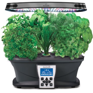 LED Indoor Gourmet Herb Seed Kit