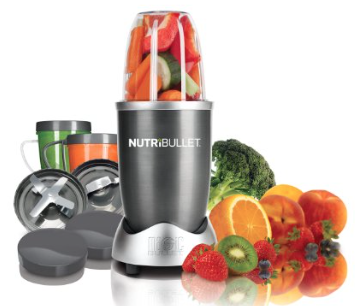 Magic Bullet 12-Piece High Speed Blender:Mixer