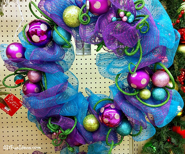 christmas decor ideas inspirations from hobby lobby - Hobby Lobby Christmas Wreaths