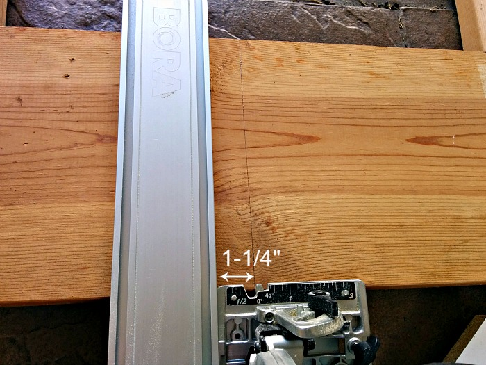 HOW TO MAKE PERFECTLY STRAIGHT CUTS WITH YOUR CIRCULAR SAW...EVERY SINGLE TIME!