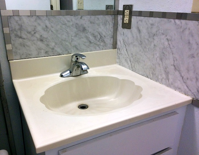 Swell How To Make A Concrete Countertop Or Vanity With Integral Download Free Architecture Designs Xerocsunscenecom