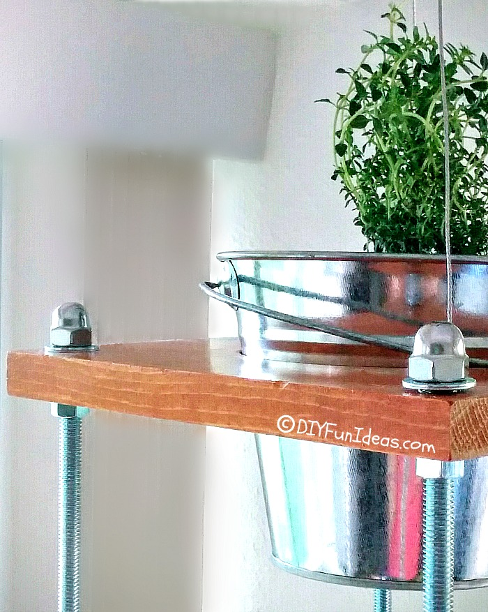 diy hanging herb garden - Hanging Herb Garden Ideas