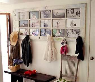 Diy French Door Picture Frame Do It Yourself Fun Ideas