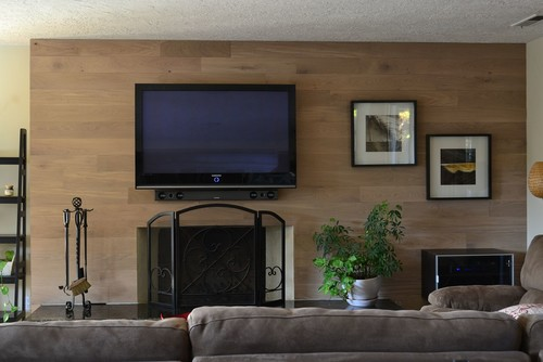 how to diy stikwood wall