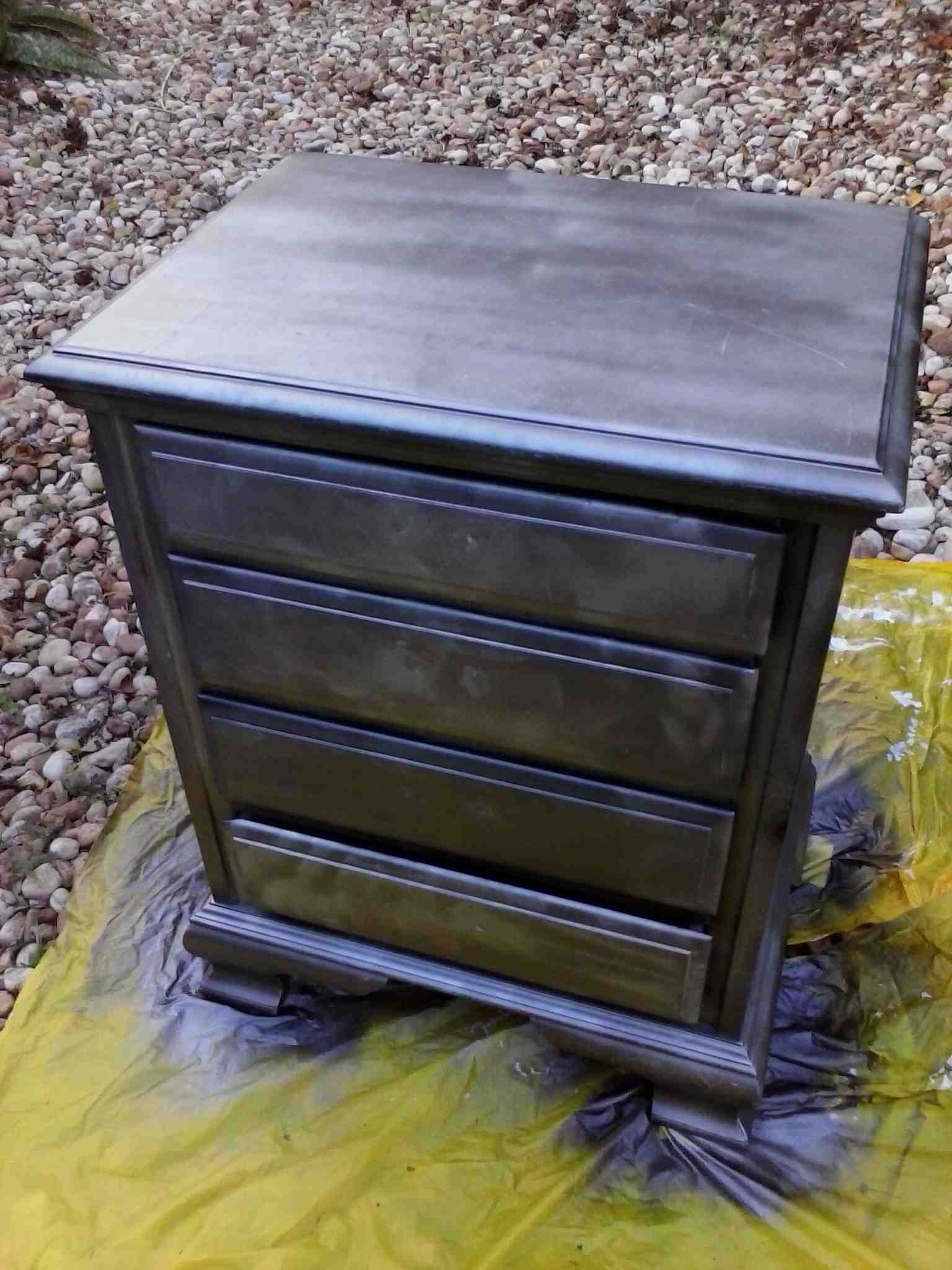 How To Paint Wood Furniture Shabby Chic Best 2017