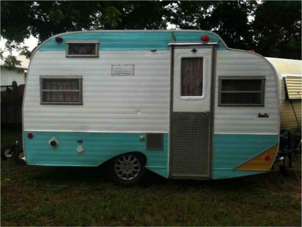 camper trailer makeover