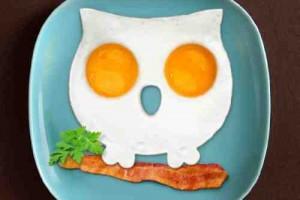 owl egg mold