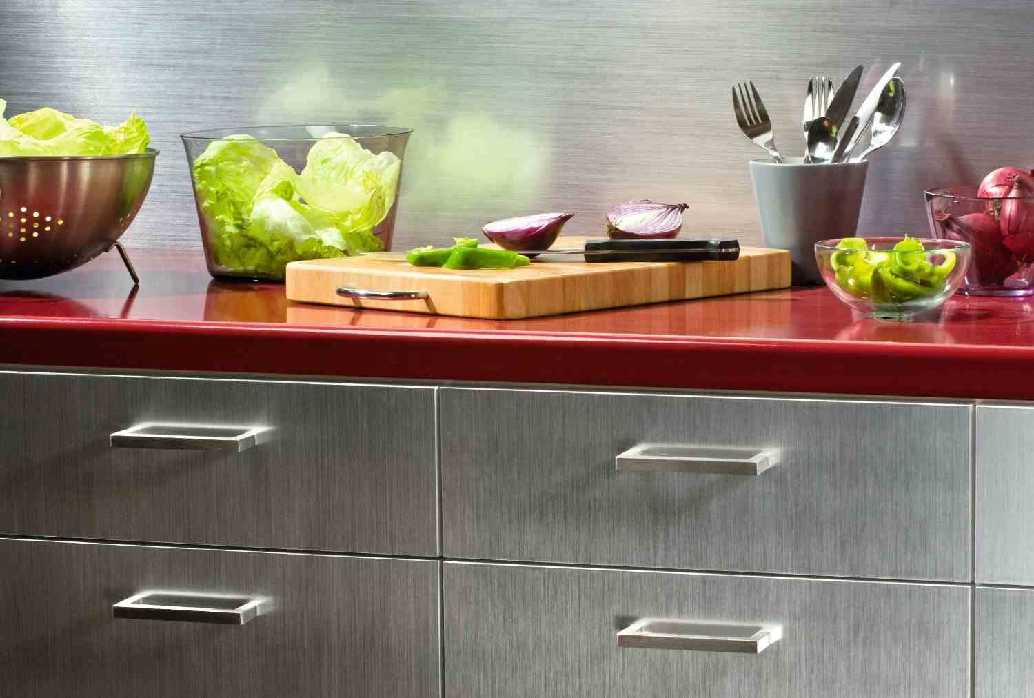 Very Best 5 Diy Stainless Steel Kitchen Makeovers On The Do It Ud83