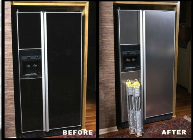 5 Diy Stainless Steel Kitchen Makeovers On The Cheap Do