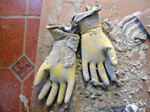halloween craft diy zombie hands