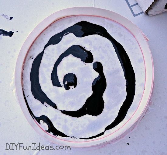 How to make concrete coasters