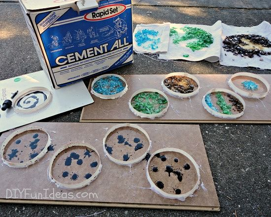 how to make concrete coasters 8_opt