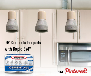 https://www.pinterest.com/rapidset/diy-concrete-projects/