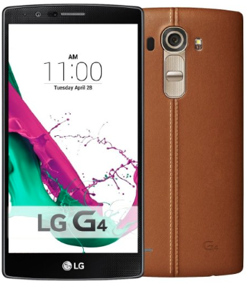 LG G4 Phone with 4K Video