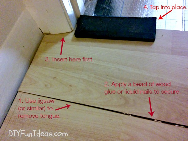Install Beautiful Laminate Floors, Liquid Nails Laminate Flooring